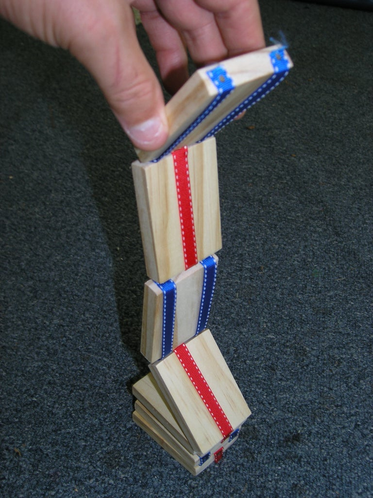 A Traditional Jacobs Ladder 7 Steps With Pictures