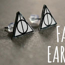 DIY FANDOM EARRINGS