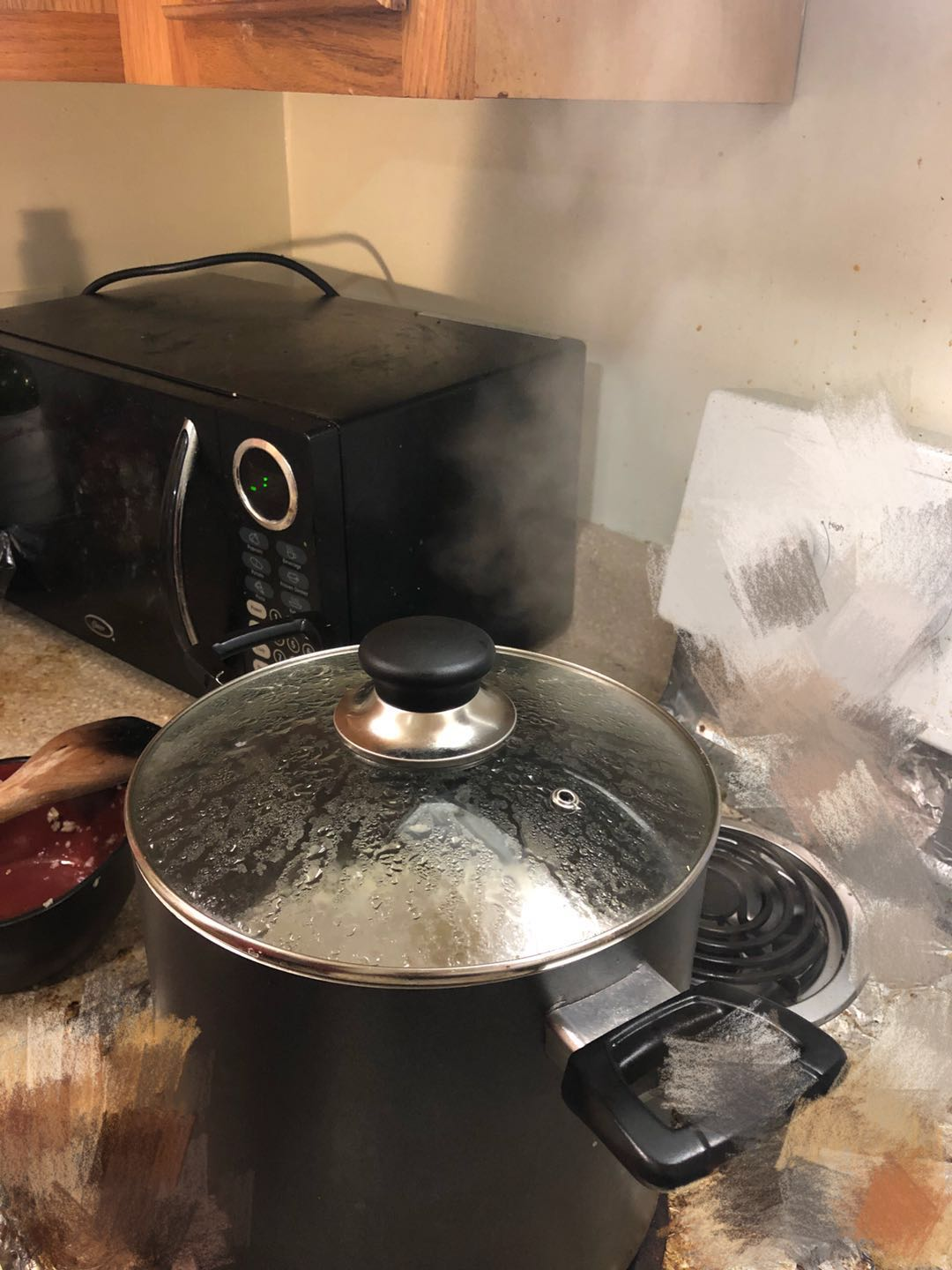 Picture of Cooking Procedure - Wait and Watch