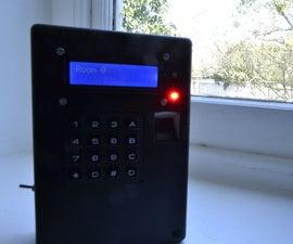 Arduino Fingerprint Door Lock (with Keypad and LCD)