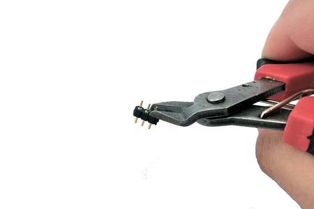 [Muscle Sensor Shield] Soldering the Muscle Sensor Board