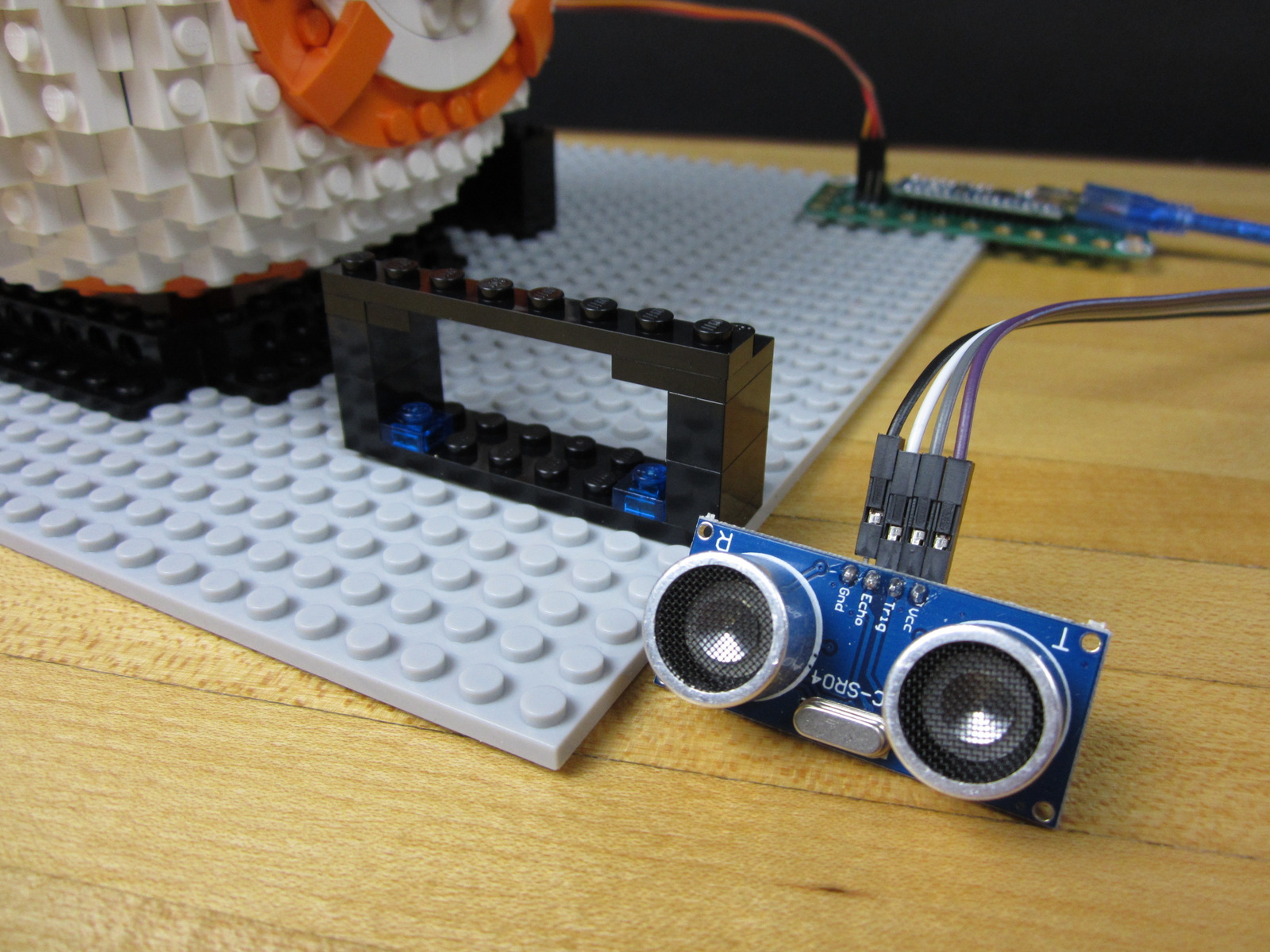 Picture of Build a Sensor Mount