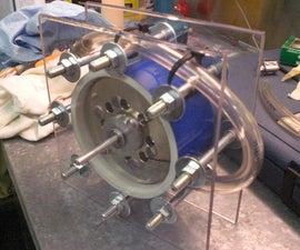 How To Make A Tesla Turbine (Greenest Turbine)