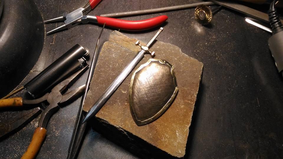 Picture of Bronze Shield