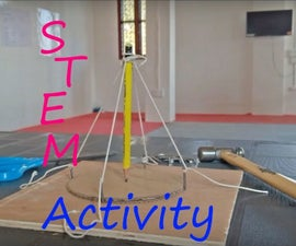 Tension Tension: STEM Activity