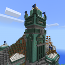The Prismarine Tower (work in Progress)