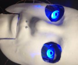 Robot Head - Mr. C.H.I.P.s Speaks