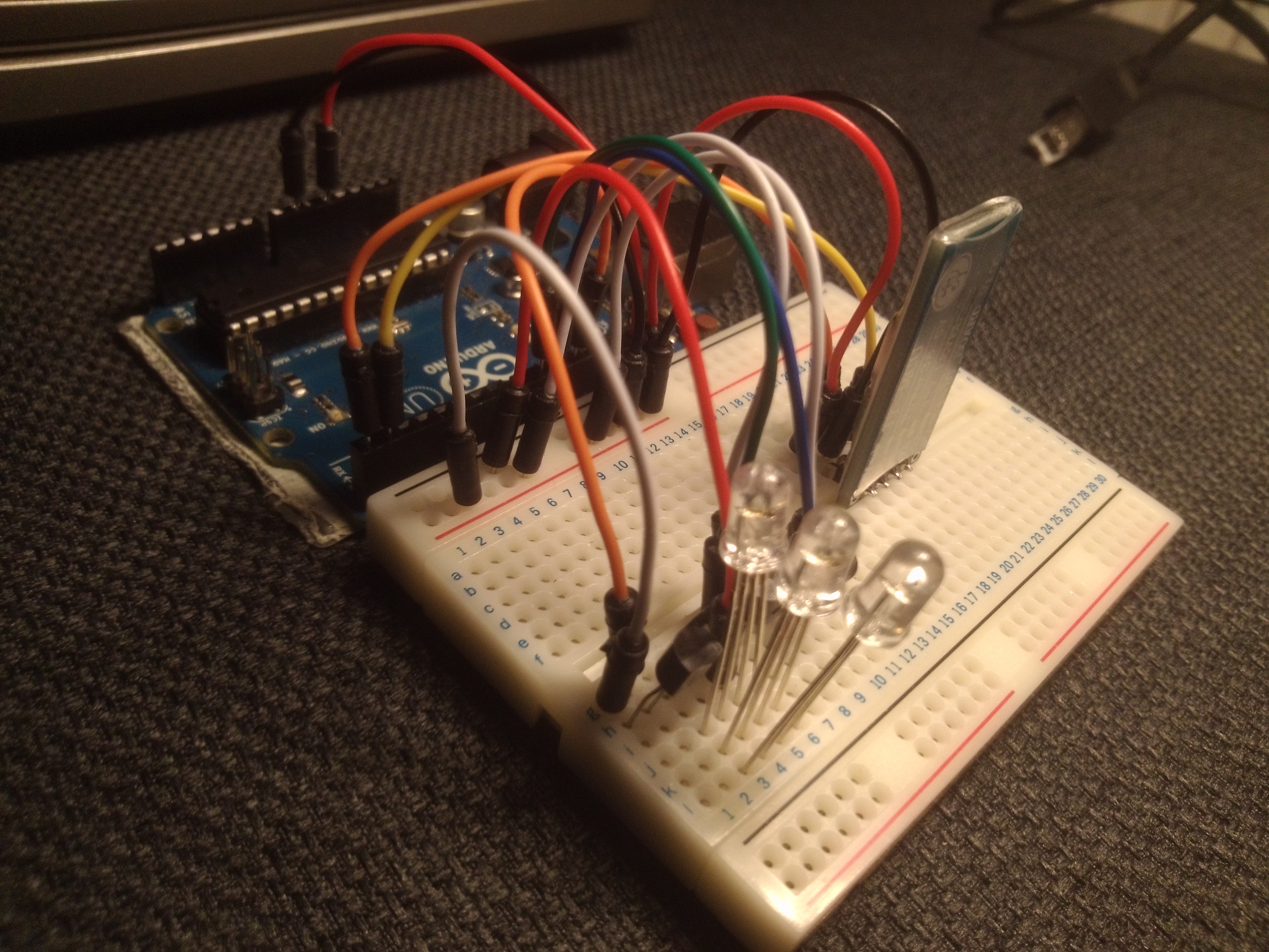 Picture of Adding a Bluetooth Chip