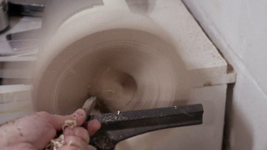 Cutting Away Bowl