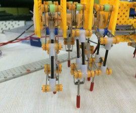 Design Robot Legs