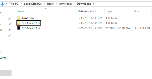 Picture of How to Download the Firmware(OS)