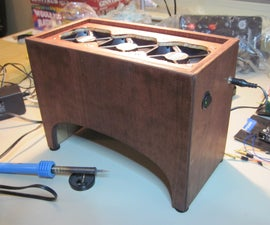 How to build a Fume Extractor on the cheap