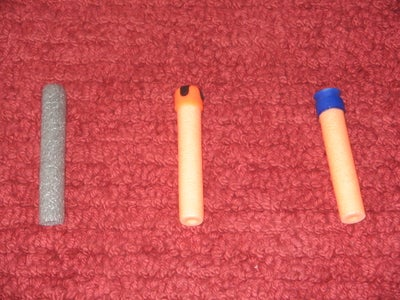 Lolerskaters Homemade Nerf Darts (They Get Extreme Distance)