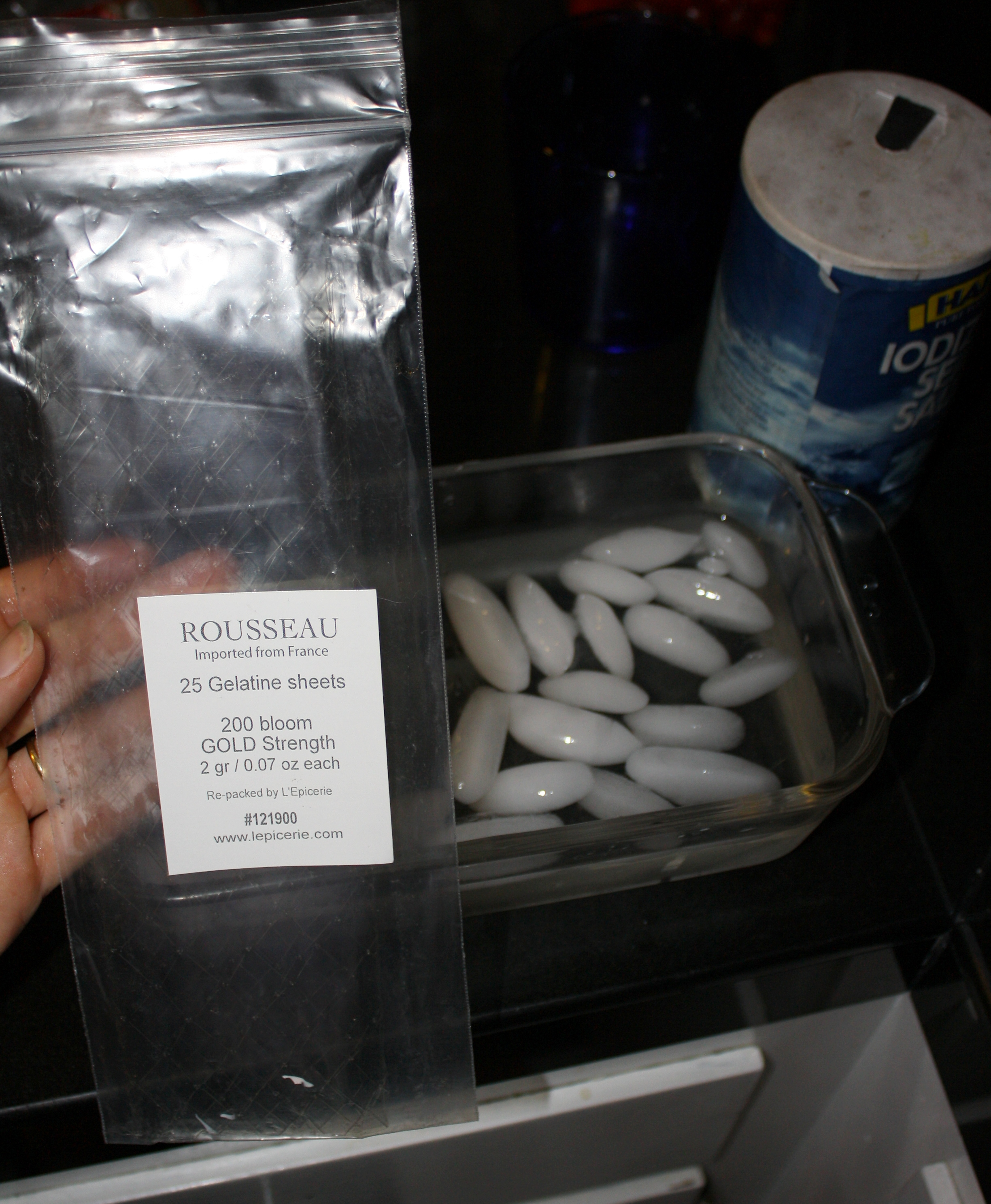 Picture of Add Gelatin