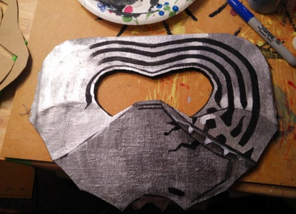 Mask - Painting