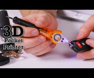 Bondic How-To - Repair Car Remote Keyfob Ring