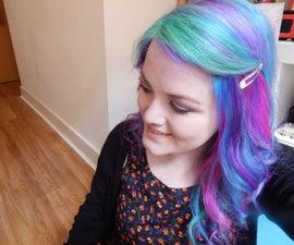 Magical Unicorn My Little Pony Hair! ¦ The Corner of Craft