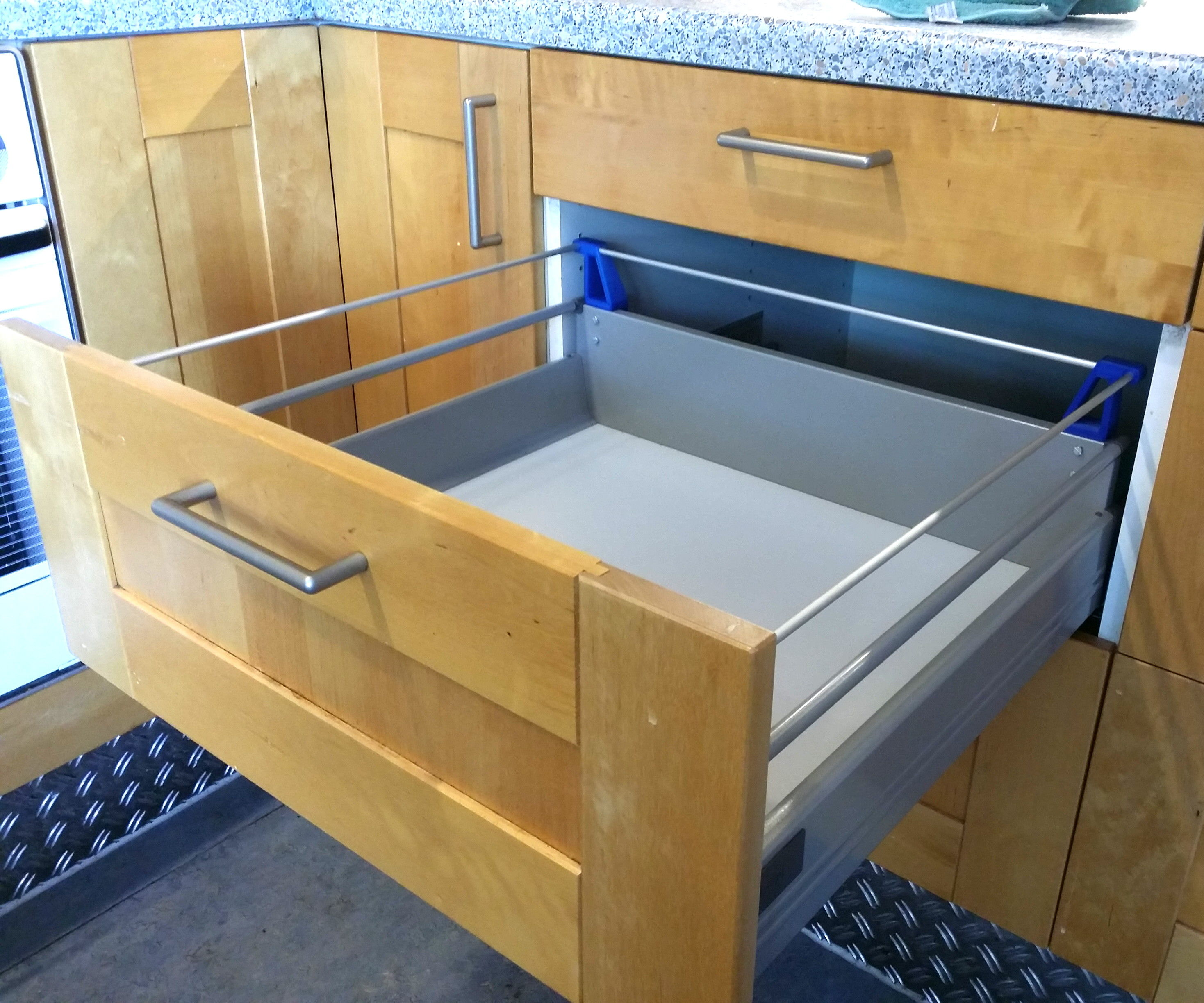 Ikea Kitchen Drawer Extension - With Printed Parts: 3 Steps ...