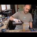 Making ferric chloride