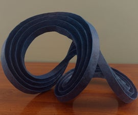 How To: Curved-Fold Origami Sculptures
