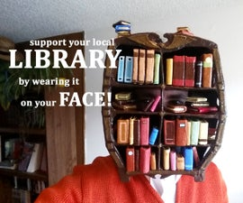 Library Mask