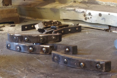 Bend and Add Rivets