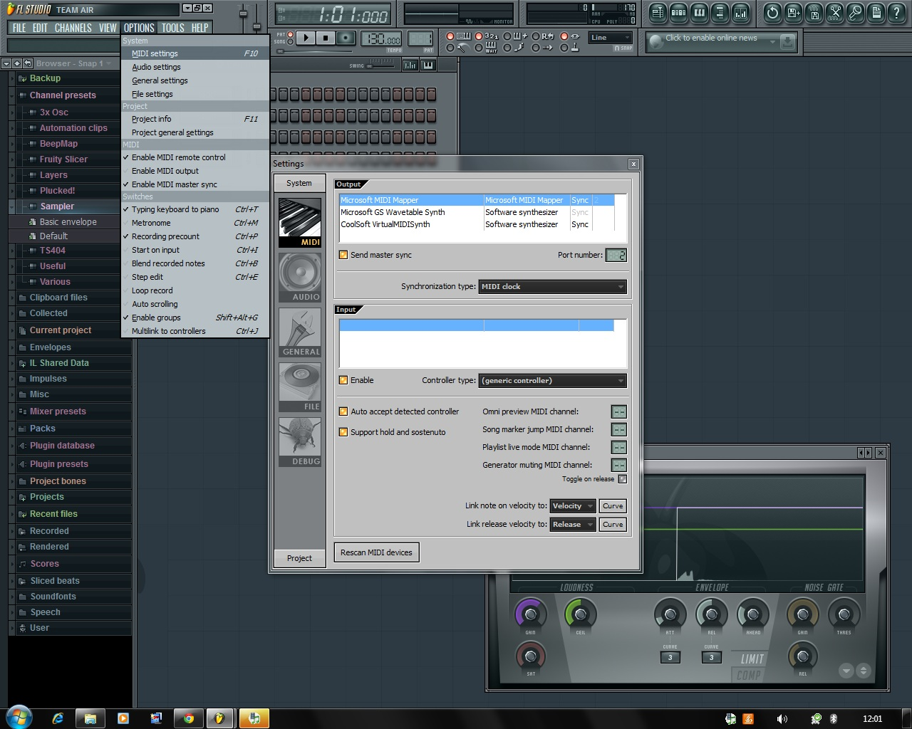 Picture of MIDI Interface