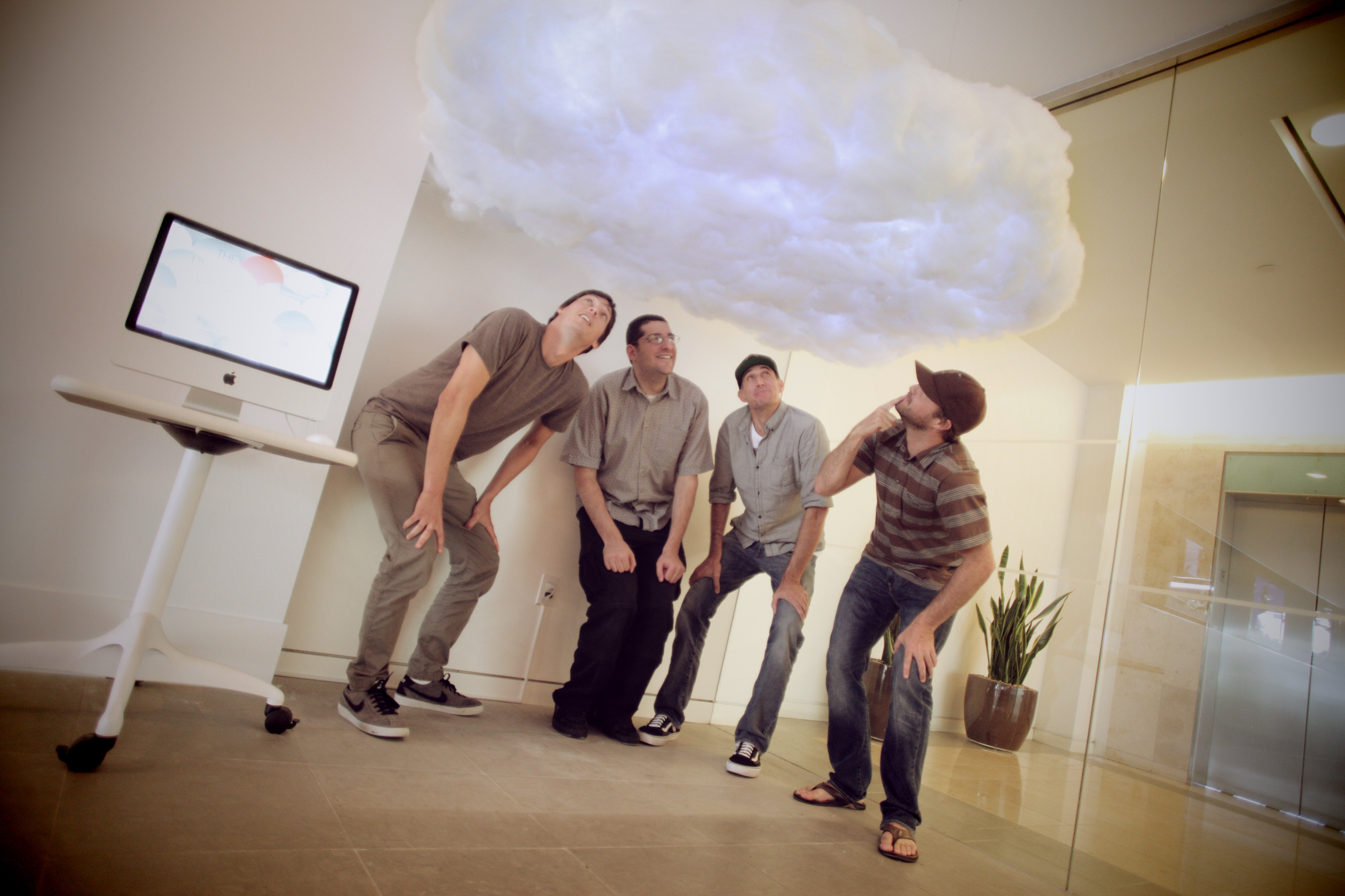 Picture of The Listening Cloud