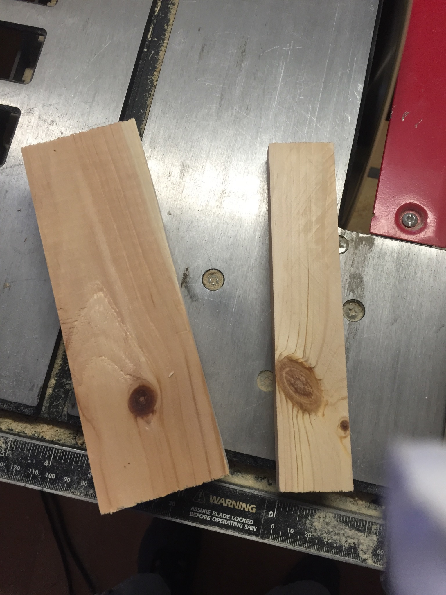 Picture of How to Rip a Board Using a Table Saw