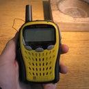 External antenna for Emergency Weather Radio