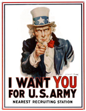 Picture of How to Enlist