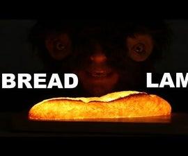 发光面包灯