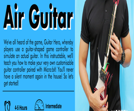 Micro:bit Air Guitar (DMP)