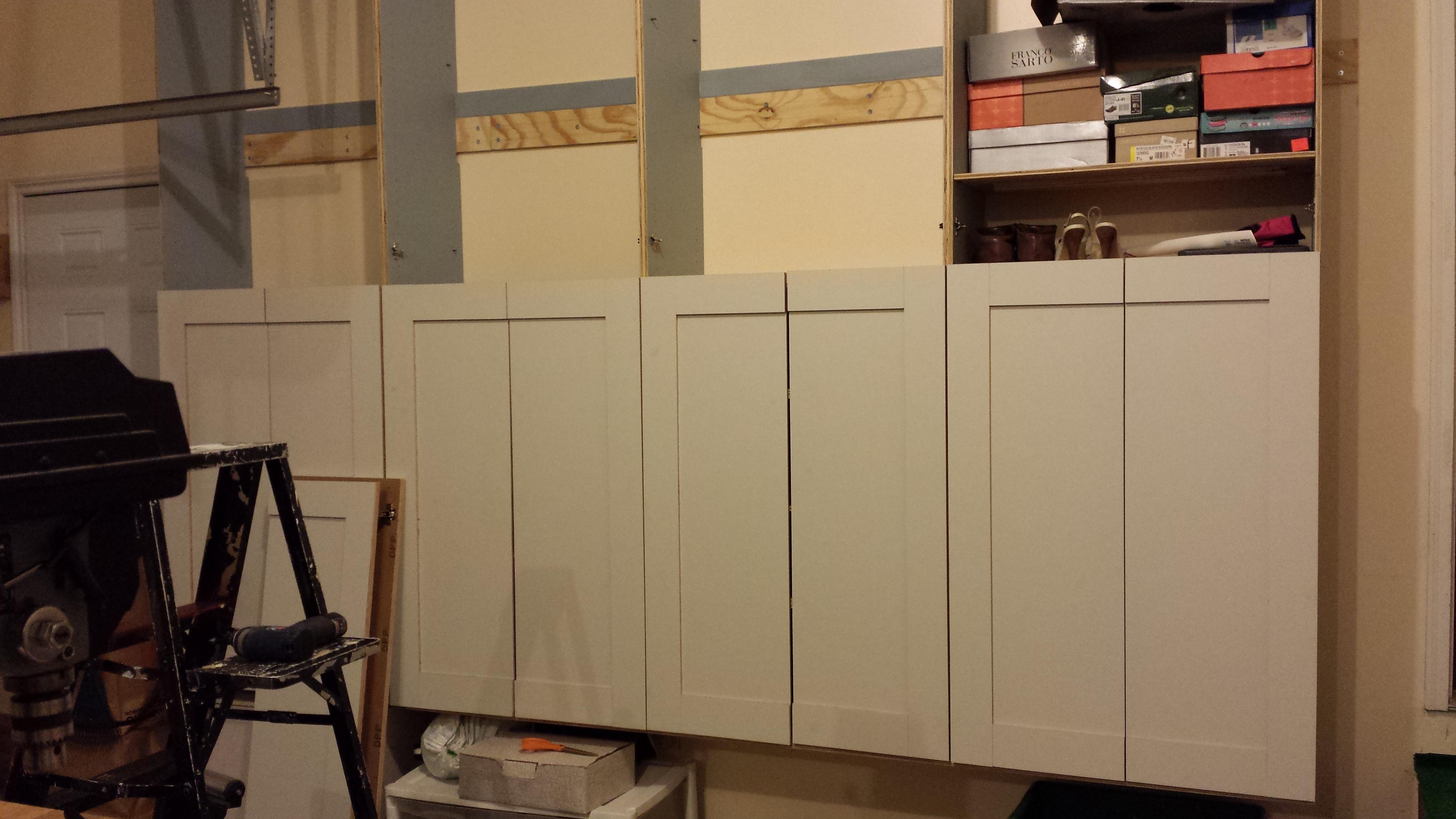 Picture of Hanging Doors