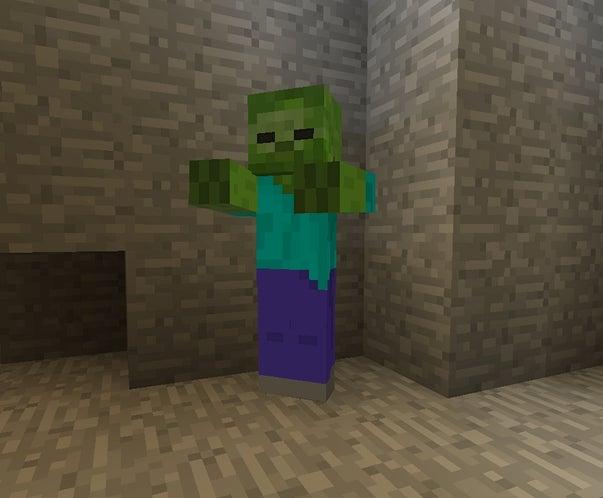 Zombie / Dân làng thây ma / Chicken Jockey