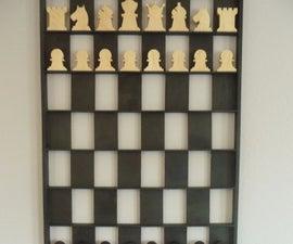 Shadow Box / Vertical Chess Board