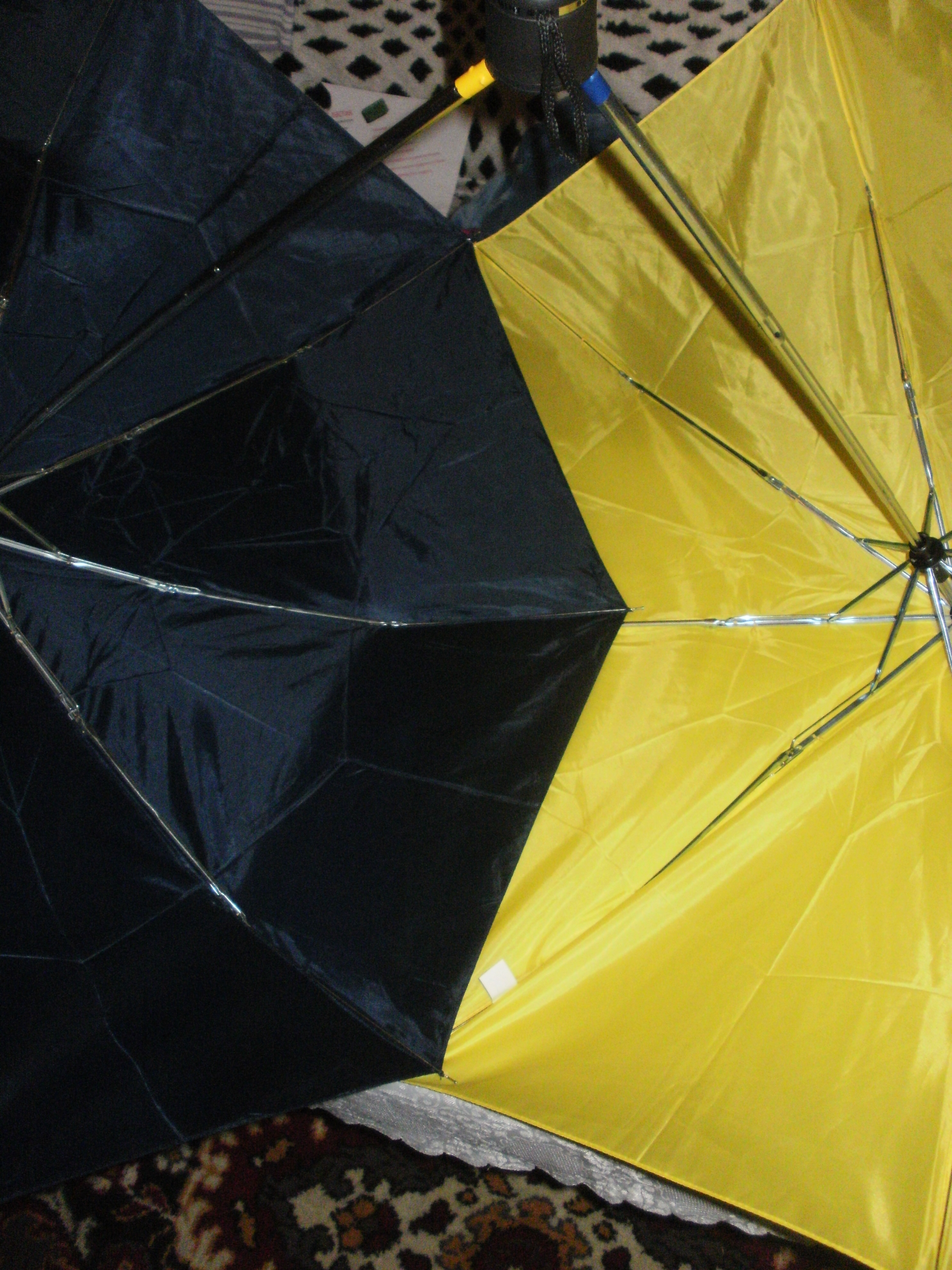 Picture of The Plan - Second Part - Double Umbrella