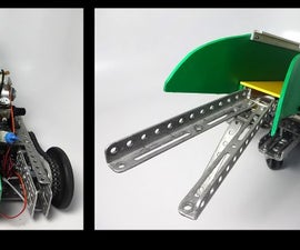 Challenge Remote Controlled Robot