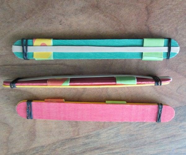 Rubber Band Kazoo