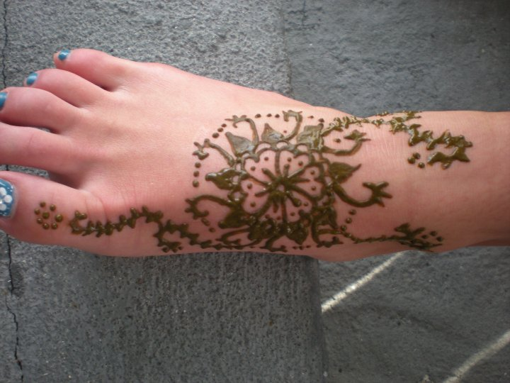 How to Make Henna Paste and Apply to Skin: 13 Steps (with Pictures)