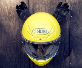 Kaskas - Helmet Hanger