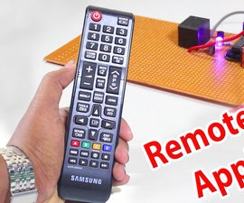 How to On/Off Room Light With TV Remote Control Very Easy Way