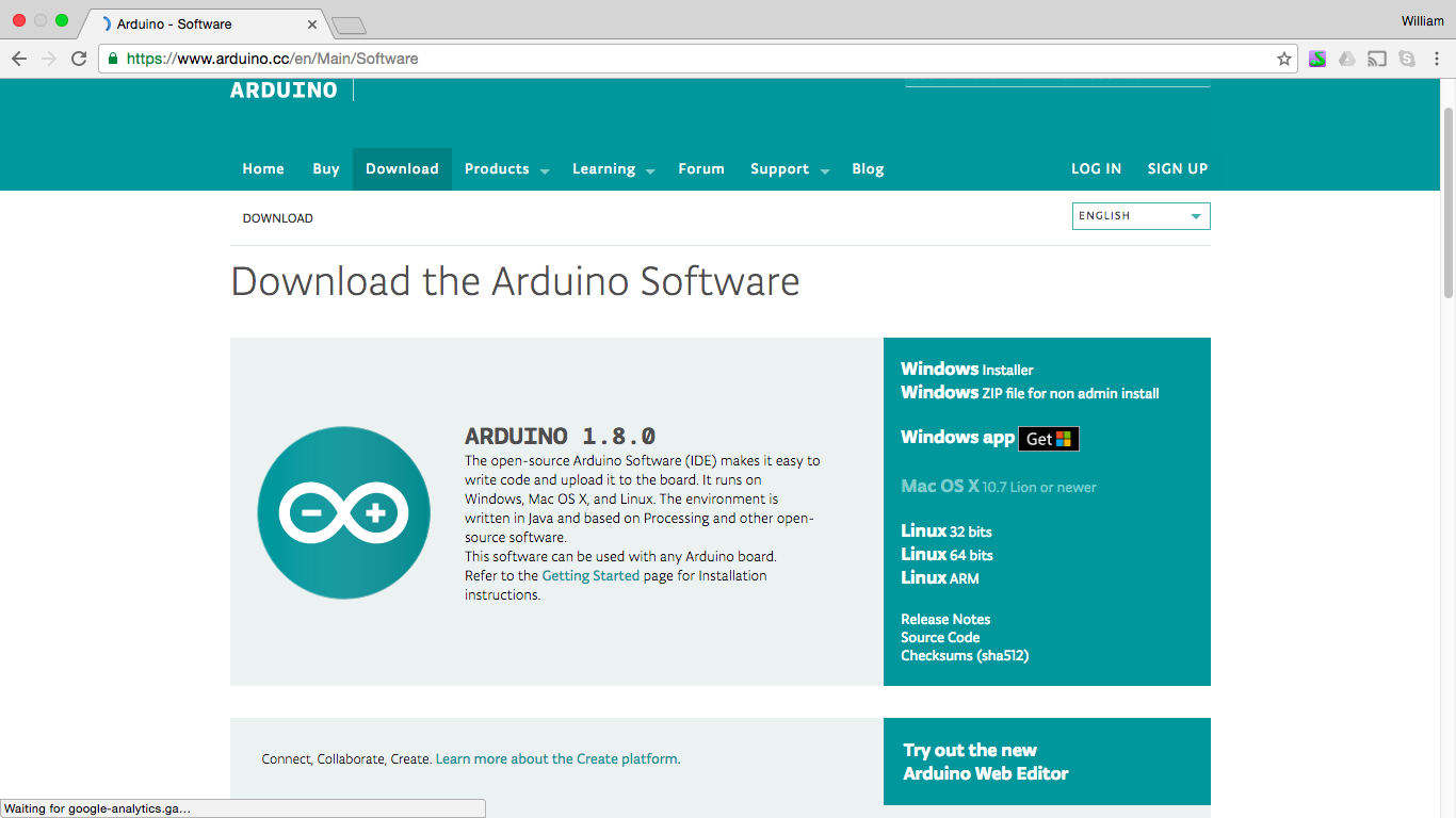 Picture of Program and Connect the Arduino