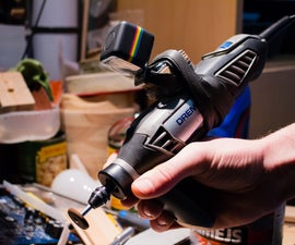 Make cool onboard videos on tools: custom mounts & closer focus for Polaroid Cube