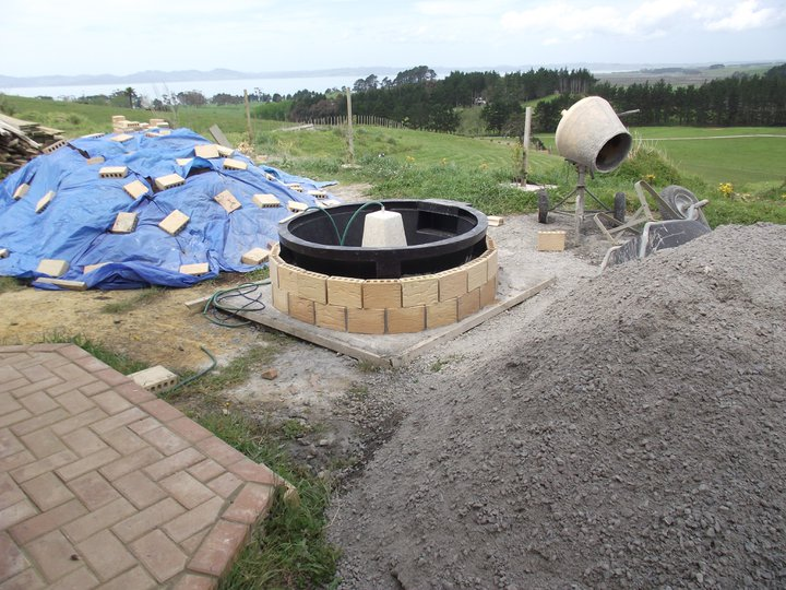 Picture of Put in Stand and Start Brickwork