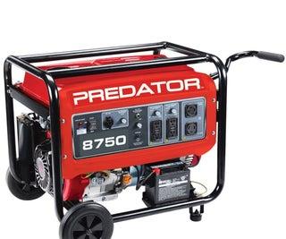 Autostart House Generator