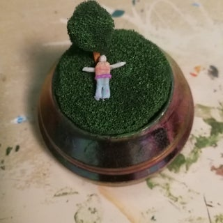 How to Make a Colourful Mini Model