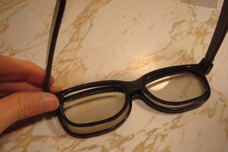Finish the Glasses