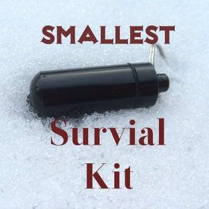 World's Smallest Survival Kit V2.0