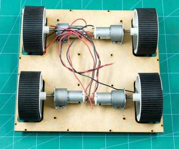 Making of 4-Wheel Drive (Adding the Motor Drivers)